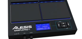 Top News: Alesis SamplePad 4, E-Drum Pad