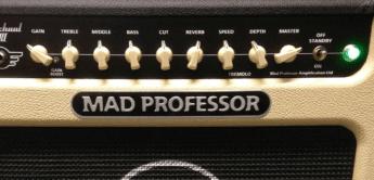 Test: Mad Professor Old School 21 RT Combo, Verstärker