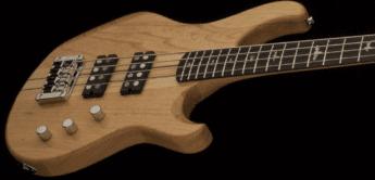 Test: PRS SE Kingfisher Bass Natural, E-Bass