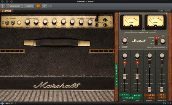 Bluesbreaker Console