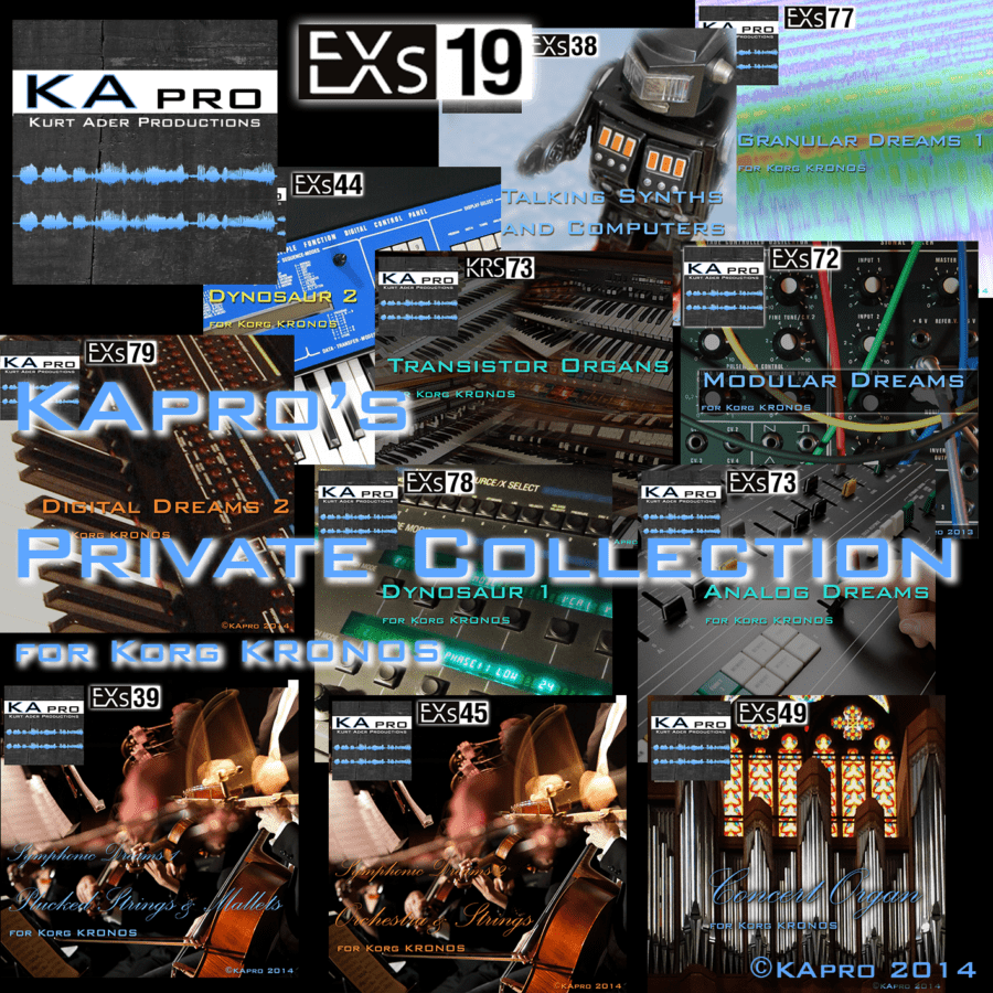 EXs19 KApro's Private Collection Cover_v4