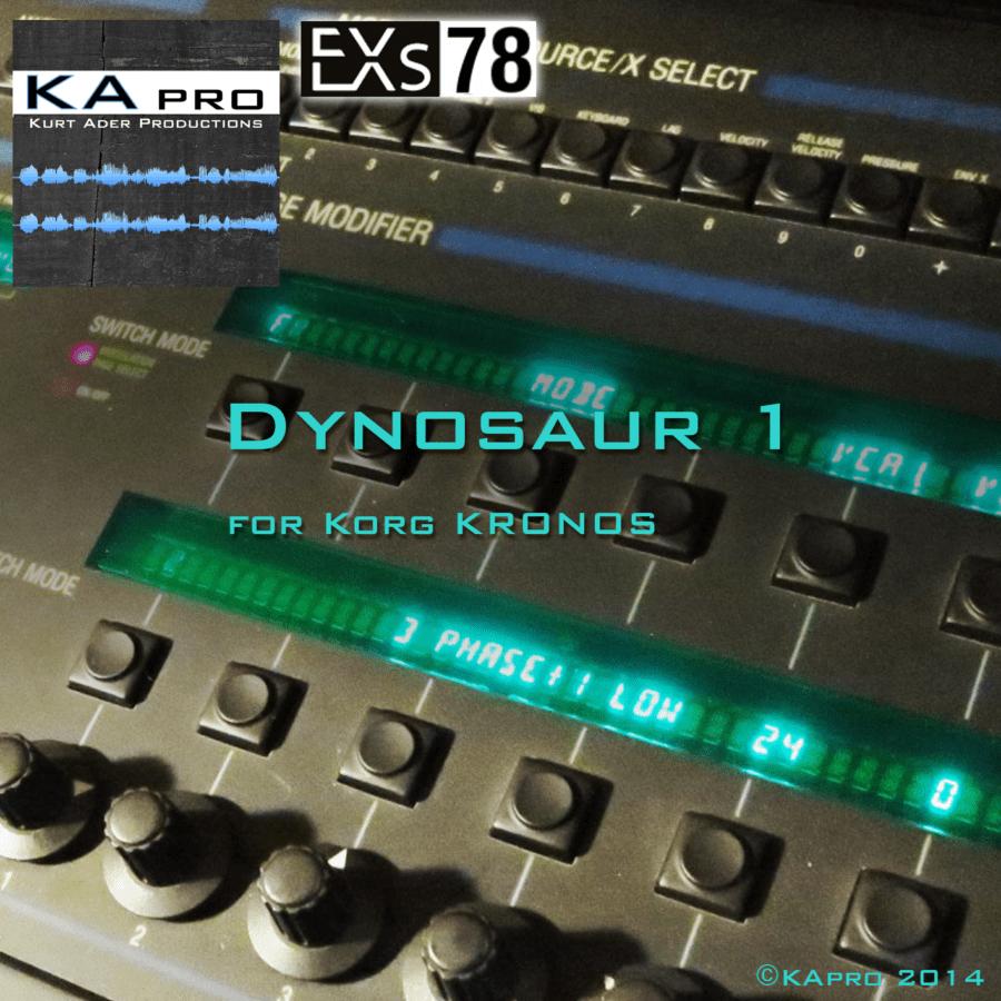 EXs78 Dynosaur_1_COVER_v2