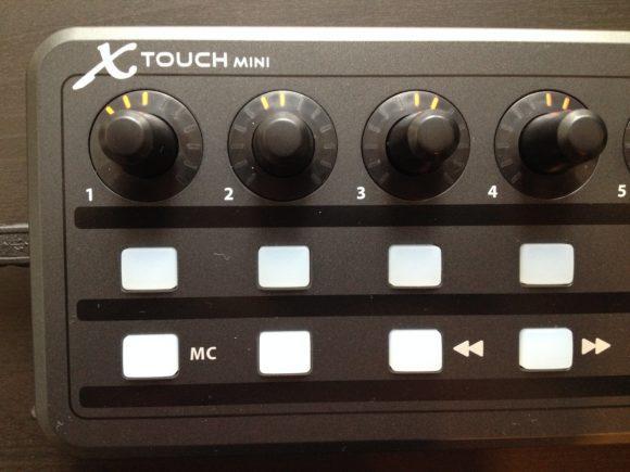 XTouch Mini 1