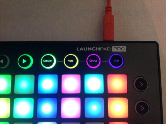 die Modi des Launchpad Pro
