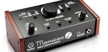 Test: Palmer Monicon L, Monitorcontroller