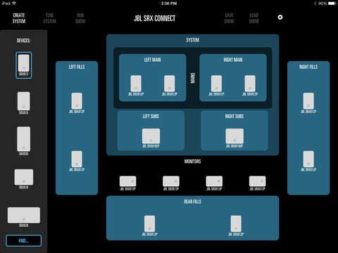 SRX Connect App