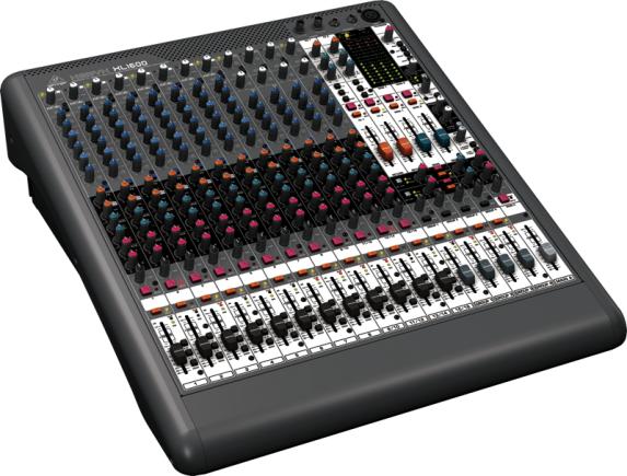 Behringer Xenyx XL1600 Analogmixer