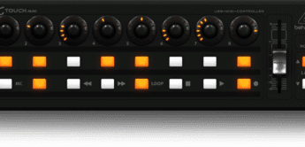 Test: Behringer X-Touch Mini, USB-Controller