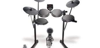 Test: Alesis DM6 USB Kit, E-Drum Set