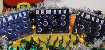 Top News: Clarke Imaginator VCX-378, Pattern Generator
