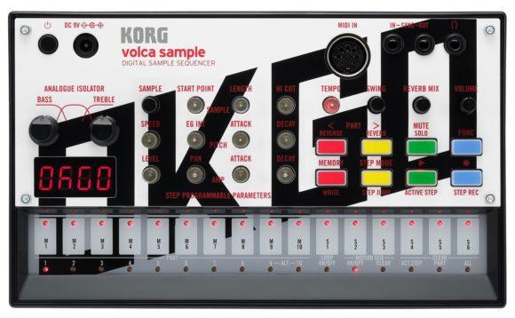 volca sample OK GO