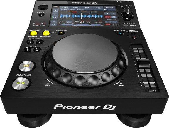 Der Pioneer XDJ-700 als neuer kleiner Player