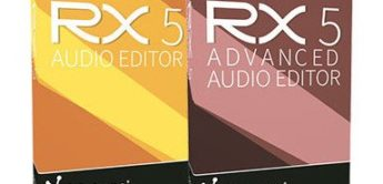 Test: iZotope RX5, Audio Editor