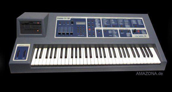 Die Blaupause alle Hardware-Sampler, der Emulator II von 1984