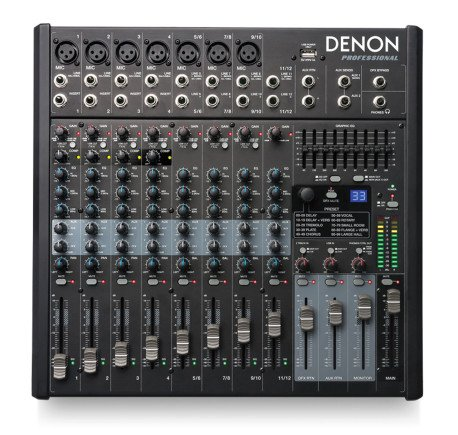 Der DN-412X im Überblick
