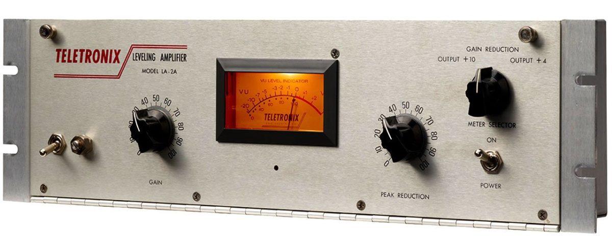 Der Telektronix LA-2A