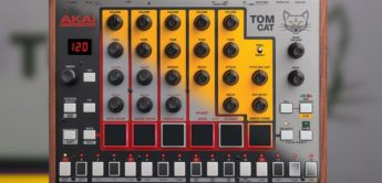 Test: Akai Tom Cat, Analog-Drumcomputer