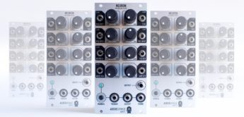 Test: Audio Damage Neuron ADM12, FM-Drum-Synthesizer