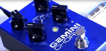 Test: Source Audio Gemini Chorus, Effektpedal für E-Gitarre