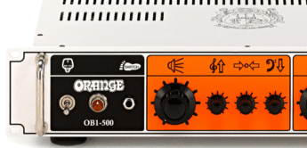 Test: Orange OB1-500 Bass Head, Bassverstärker
