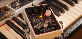 Test: Electro Harmonix KEY9 Electric Piano Machine, Effektpedal