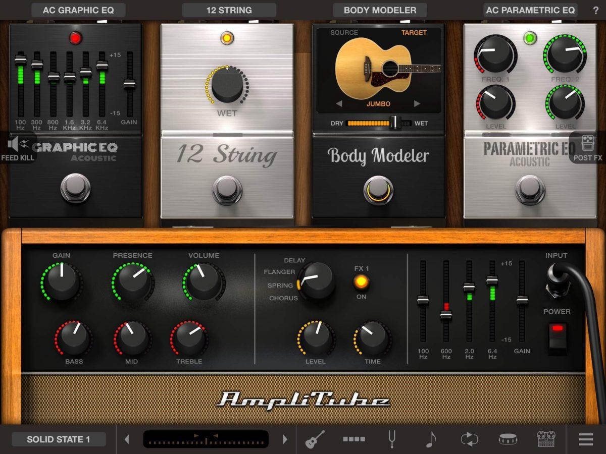 Studio Apps für iPad