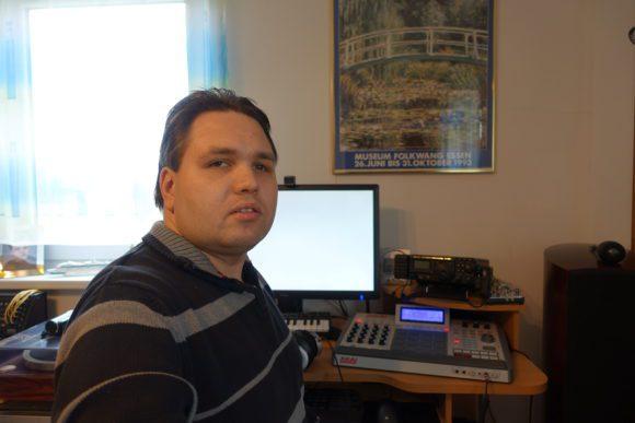 Stephan M. alias M-Sound
