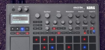 Test: Korg Electribe 2, Groovebox