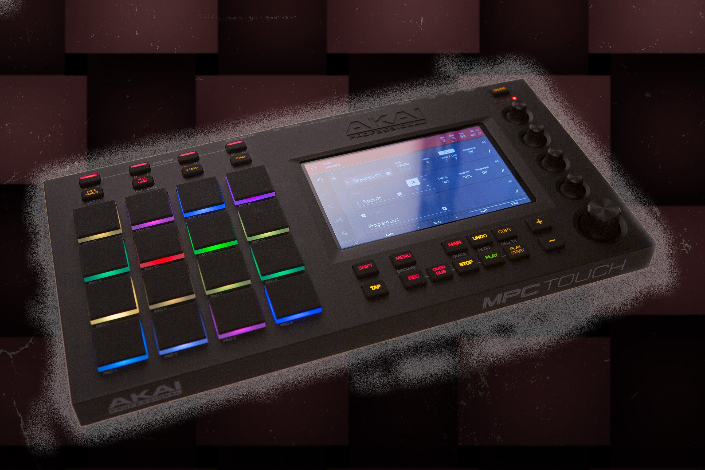 Test: Akai MPC Touch, MIDI-Controller + Software - AMAZONA de