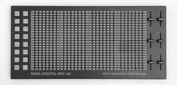 Top News: Misa Digital NSC-32, Hardware-Sequencer