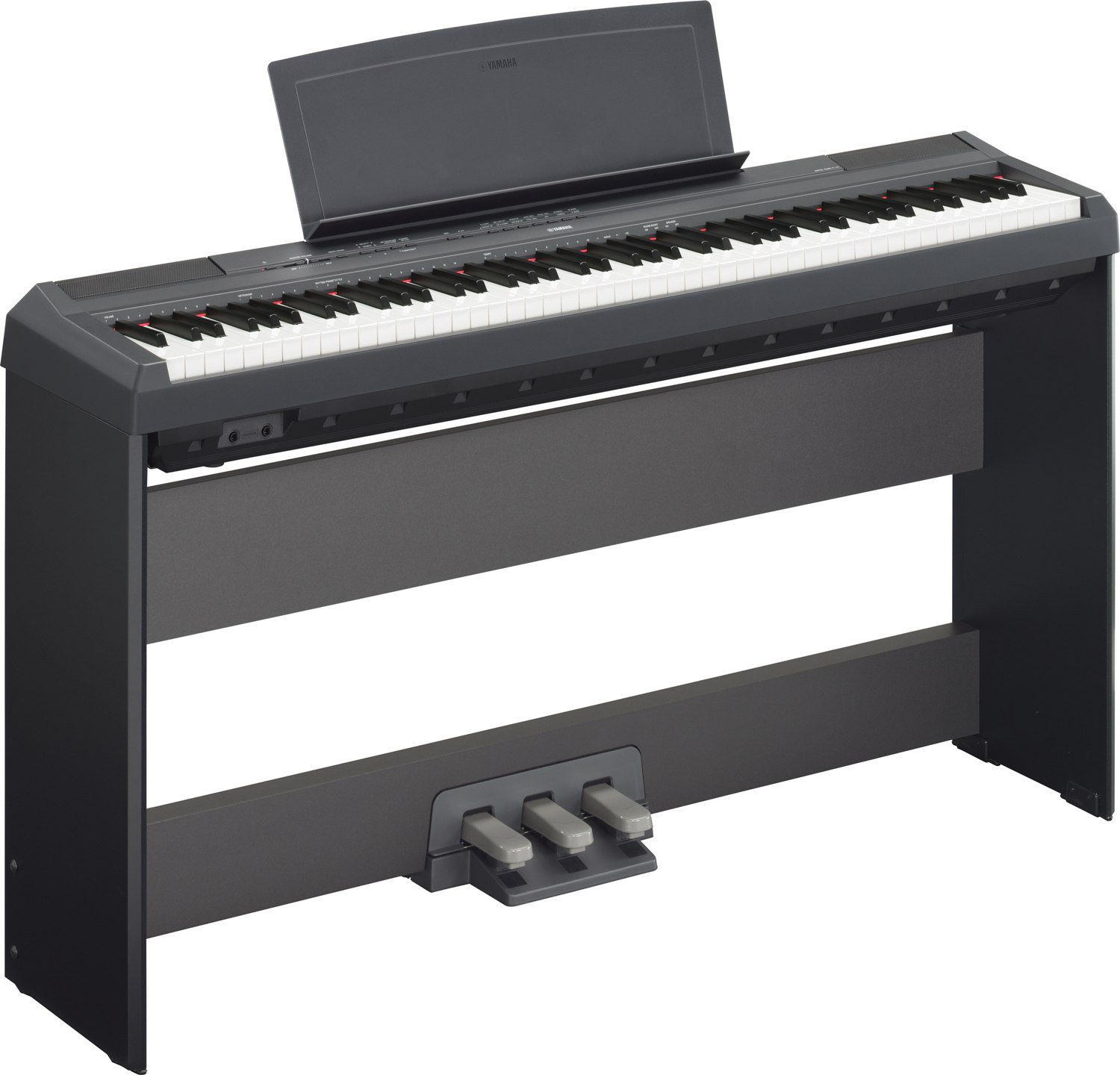 test yamaha p 115 stagepiano. Black Bedroom Furniture Sets. Home Design Ideas