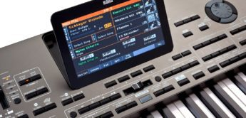 Test: Korg Pa4X, Entertainer Keyboard