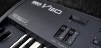 Green Box: Yamaha V50 FM-Synthesizer (V2)