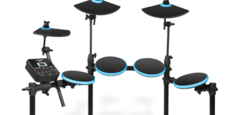 Test: Alesis DM Lite Kit, E-Drum Set