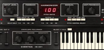 Test: Universal Audio Eventide H910, Harmonizer Plug-in