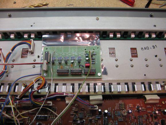 Florians SH-101 Din-Sync Modifikation
