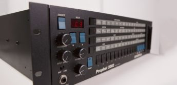Bluebox: Sequential Circuits Prophet 2002, Sampler