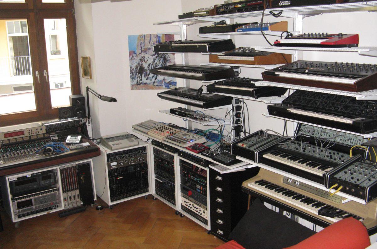 Florian Home-Studio 2014