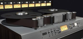 Test: Universal Audio Oxide Tape Recorder, Bandsättigungs Plug-in