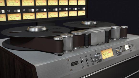 UAD Oxide Tape Recorder