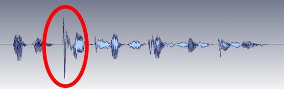 Selbst mit Ploppschutz kann es passieren: Auffällige Ploppgeräusche!