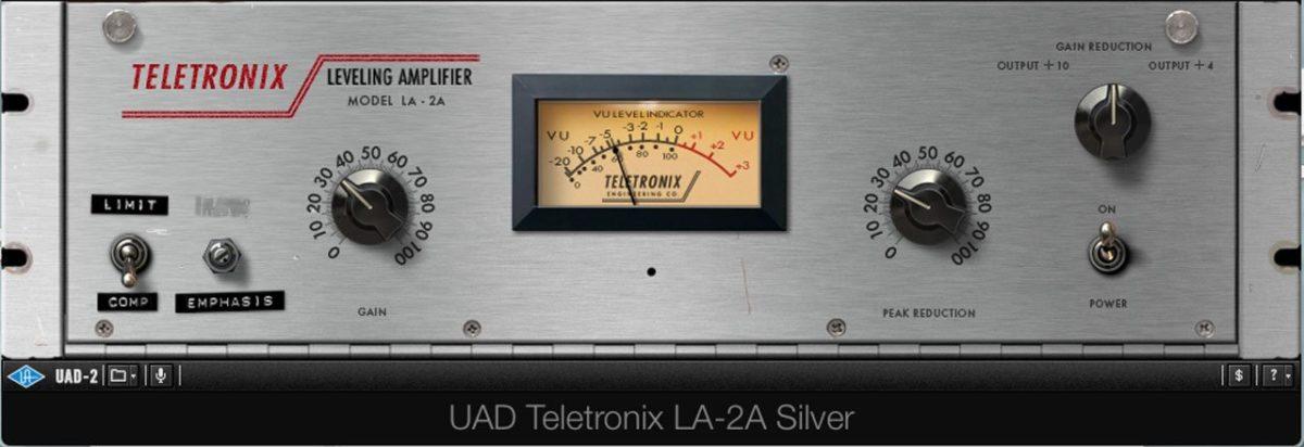 Der Teletronix LA-2A