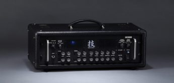 Top News: BOSS WAZA Amp Head, Gitarrenverstärker