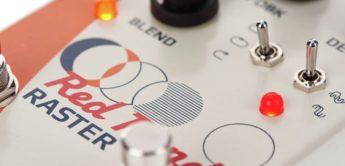 Test: Red Panda Raster, Effektpedal für Gitarre