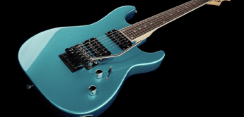 Test: GJ2 Shredder CLB Inspiration, E-Gitarre