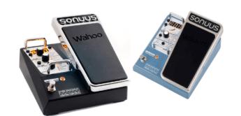 Test: Sonuus Voluum und Wahoo, Effektgeräte für Gitarre