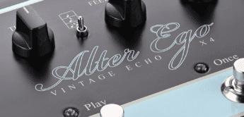 Test: TC Electronic Alter Ego X4 Vintage Echo, Effektgerät