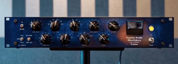 Tegeler Audio Creme - Front 01