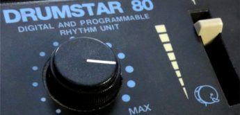Black Box: Elka Drumstar 80, Digital Rhythm Unit
