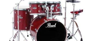 Test: Pearl E-Pro Live, Drumset